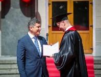 Магистры ТулГУ получили дипломы с отличием, Фото: 102
