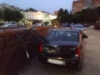 ДТП у Казановы 12 июля, Фото: 1