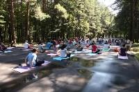 Йога в Центральном парке, Фото: 7