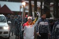 Третий этап эстафеты олимпийского огня: проспект Ленина, Фото: 51