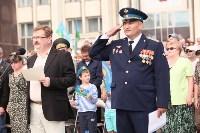 85-летие ВДВ на площади Ленина в Туле, Фото: 34