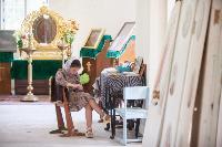 В храме Тульской области замироточили девять икон и семь крестов, Фото: 42