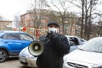 Дезинфекция в Пролетарском округе Тулы, Фото: 35