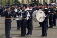 День Тульской дивизии ВДВ: на площади Ленина приземлились парашютисты, Фото: 51