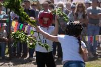 В Тульской области прошел фестиваль крапивы, Фото: 155