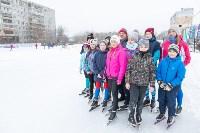 В Туле прошли массовые конькобежные соревнования «Лед надежды нашей — 2020», Фото: 20