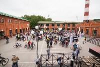 В Туле прошел большой велопарад, Фото: 186