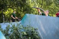 Очистка истока и русла реки Дон в Новомосковске, Фото: 25