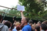 """""""Рогожинский парк"""": встреча застройщика, администрации и местных жителей, Фото: 39"""