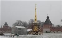 Реставрационные работы в Кремле. 9 января 2014, Фото: 10