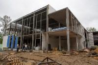 Строительство Ледовой арены в парке 250-летию ТОЗ. 16 мая 2015, Фото: 1