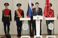 Церемония вступления Алексея Дюмина в должность губернатора Тульской области., Фото: 9
