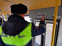 Проверка транспорта в Новомосковске, Фото: 22