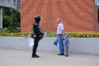 В Плеханово начали сносить дома в цыганском таборе, Фото: 24