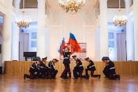 В колонном зале Дома дворянского собрания в Туле прошел областной кадетский бал, Фото: 117
