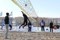III ежегодный турнир по пляжному волейболу на снегу., Фото: 19