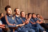 Цемония награждения Тульской Городской Федерации футбола., Фото: 9