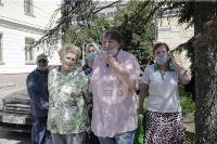 В Туле пенсионеры толпятся в огромной очереди на продление проездных, Фото: 15