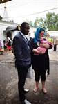 Крещение жителей Новомосковска, Фото: 1
