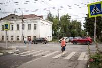 """Рейд ГИБДД в Туле """"Уступи дорогу пешеходу"""", Фото: 12"""