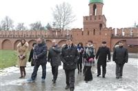 Осмотр кремля. 2 декабря 2013, Фото: 3