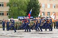 Дмитрий Глушенков простился со знаменем дивизии, Фото: 5