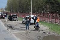 Открытие мотосезона в Новомосковске, Фото: 42