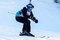 Первый этап чемпионата и первенства Тульской области по горнолыжному спорту, Фото: 104