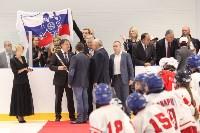 Открытие ледовой арены «Тропик»., Фото: 54