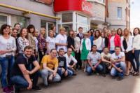 Владимир Груздев пообщался с журналистами «Слободы» и Myslo, Фото: 17