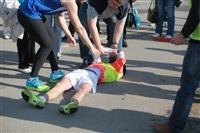 Легкоатлетическая эстафета школьников. 1.05.2014, Фото: 31