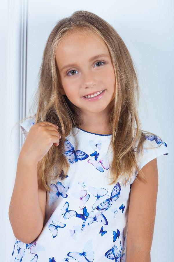 Моторина София, 7 лет
