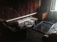 Пожар в общежитии на ул. Фучика, Фото: 9