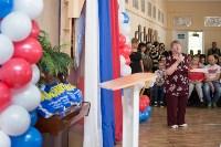 Александр Балберов поздравил выпускников тульской школы, Фото: 27