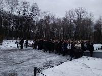 Горожане  почтили память погибших в боях под Тулой, Фото: 5