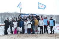 III ежегодный турнир по пляжному волейболу на снегу., Фото: 107