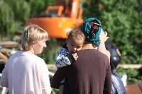 Демонтаж незаконных цыганских домов в Плеханово и Хрущево, Фото: 35