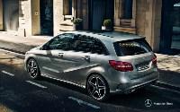 «Mercedes-Benz» приглашает на презентацию обновленного В-класса, Фото: 1