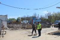 В Туле снесли часть рынка «Южный», Фото: 10