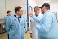 Дмитрий Миляев посетил предприятие по производству замороженной рыбы и полуфабрикатов, Фото: 10