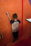 Соревнования на скалодроме среди детей, Фото: 22