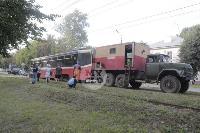 Авария с трамваем на ул. Металлургов, Фото: 11