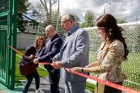 Открытие нового футбольного поля, Фото: 28