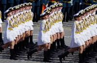 Тульская делегация побывала на генеральной репетиции парада Победы в Москве, Фото: 9