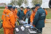 В Тульской области стартовали учебные сборы МЧС России, Фото: 5