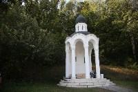 На Куликовом поле благоустраивается территория вокруг Прощеного колодца, Фото: 1