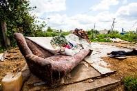 Снос домов в Плеханово. 6 июля 2016 года, Фото: 56
