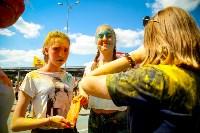 В Туле прошел фестиваль красок и летнего настроения, Фото: 152
