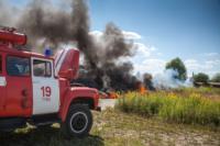 Пожар в гаражном кооперативе №17, Фото: 8