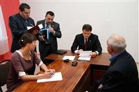 Владимир Груздев в Ясногорске. 8 ноября 2013, Фото: 22